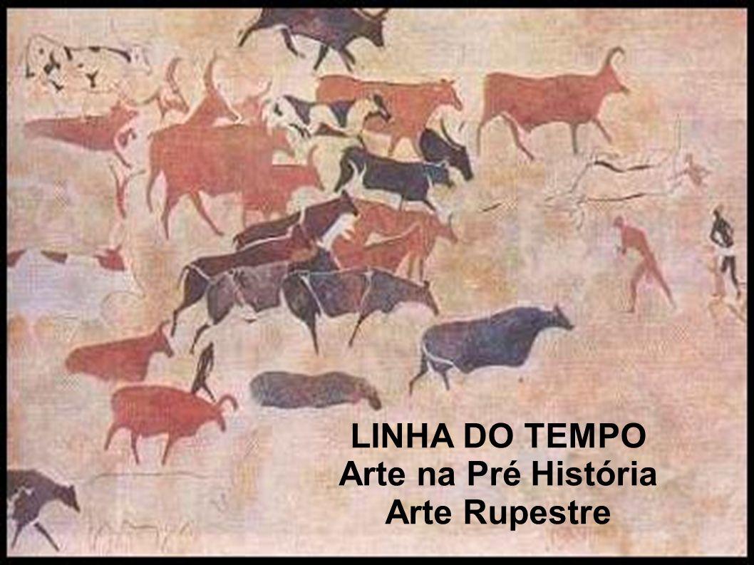 LINHA DO TEMPO Pré História Ferramentas