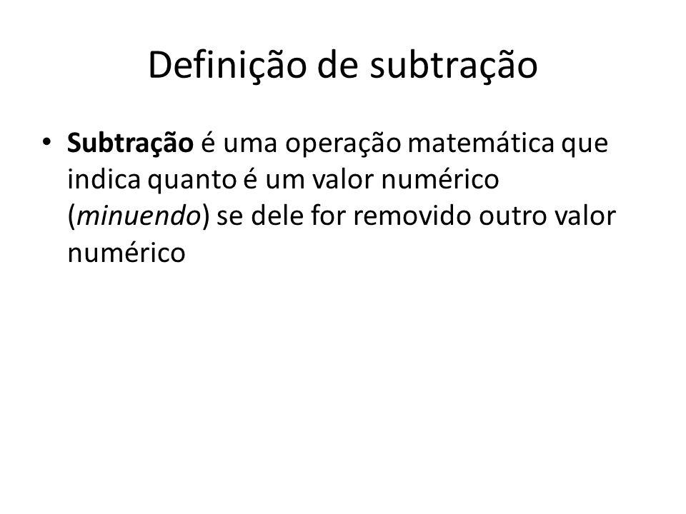 Definição de multiplicação a multiplicação é uma operação binária.