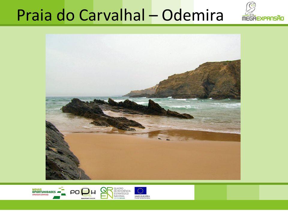 Praia do Carvalhal – Odemira