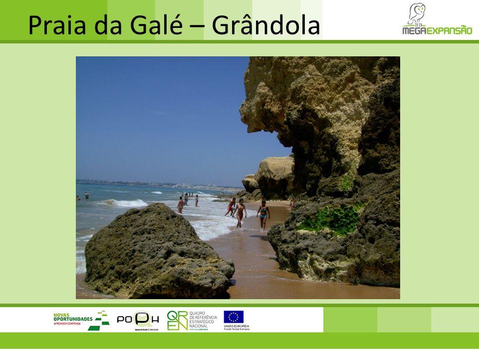 Praia da Galé – Grândola