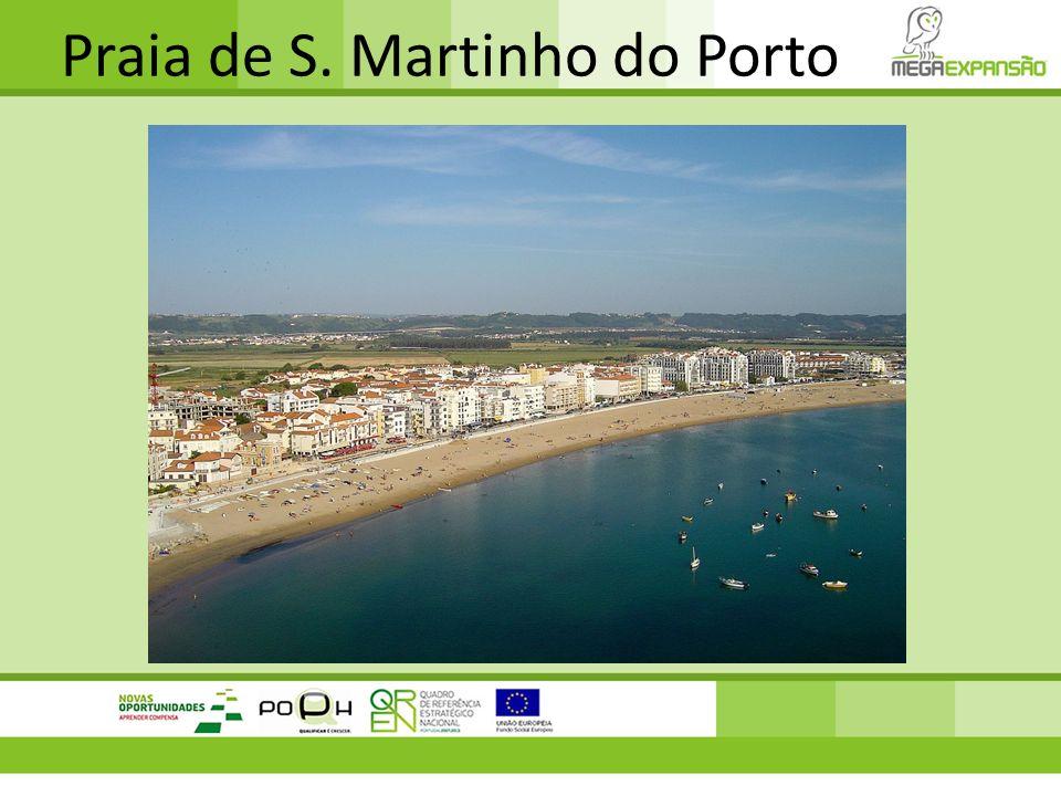 Praia de S. Martinho do Porto