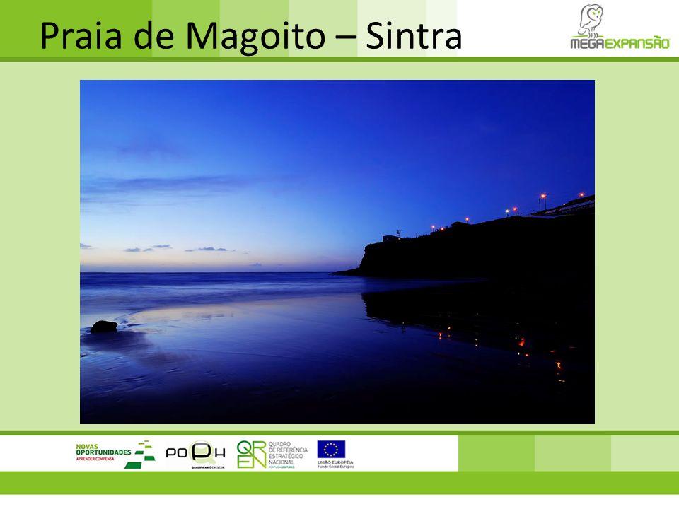 Praia de Magoito – Sintra