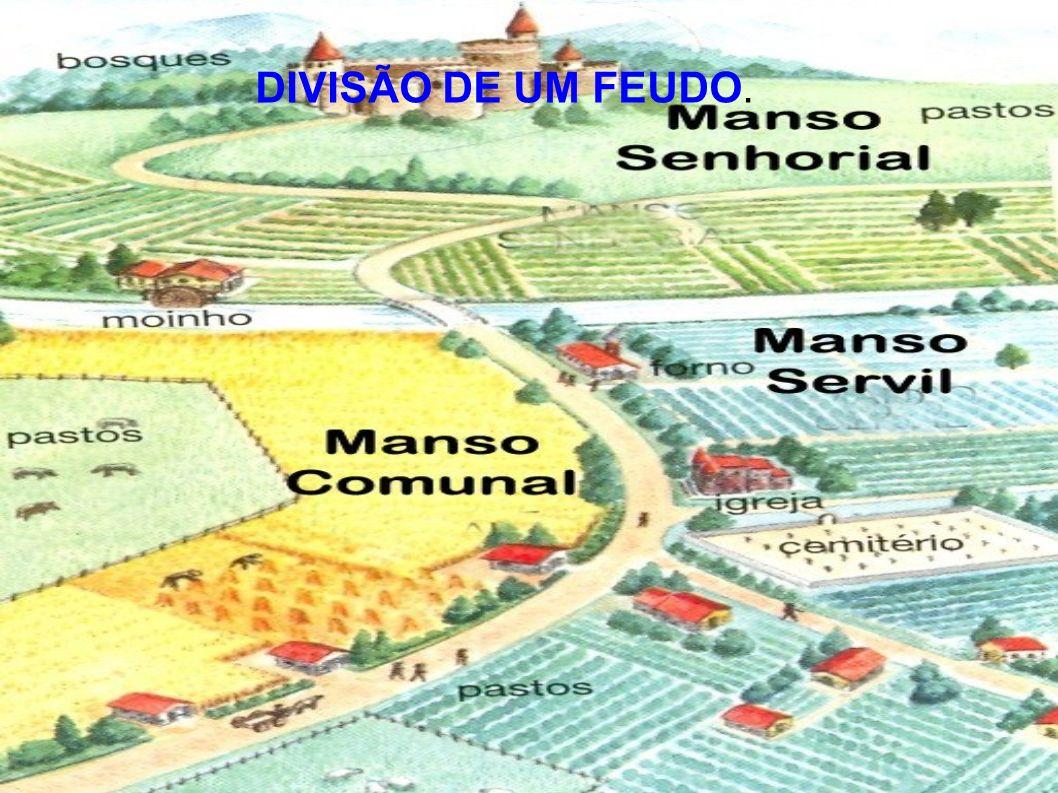DIVISÃO DE UM FEUDO.