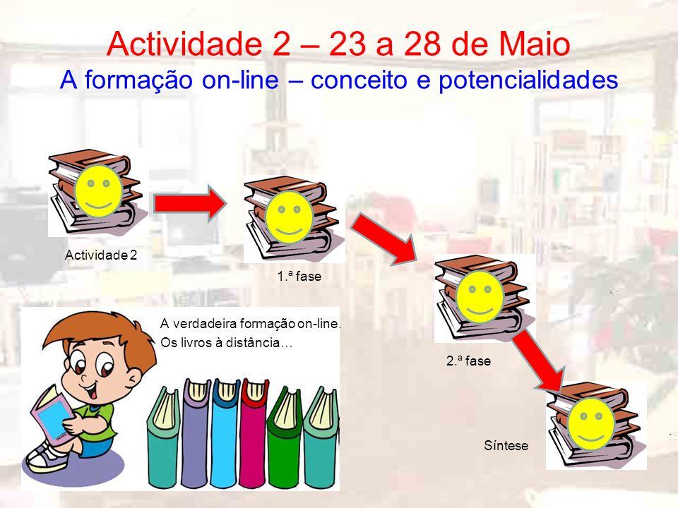 Esta é fácil de entender… Actividade 3 – 30 de Maio a 4 de Junho Leitura e literacia Actividade 3 1.ª fase Actividade 3 2.ª fase Actividade 3 - Síntese