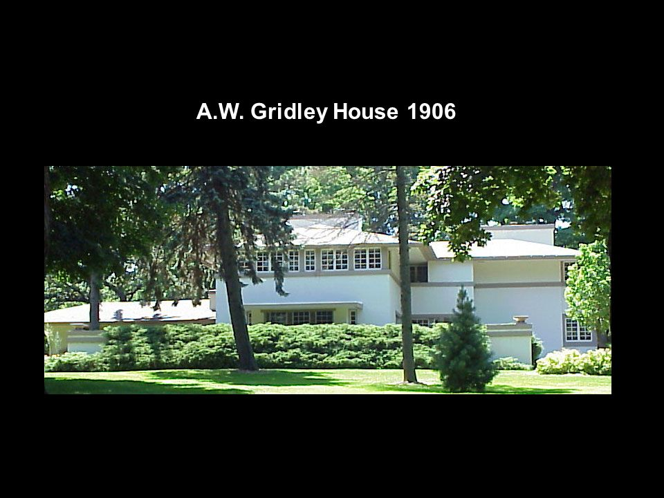A.W. Gridley House 1906