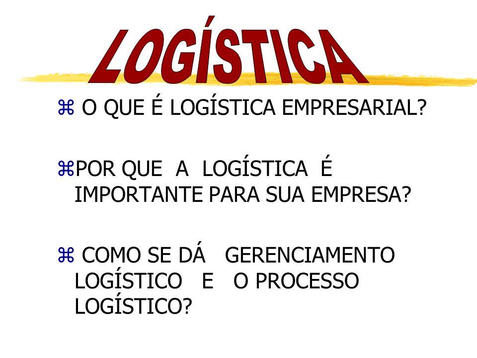 A LOGÍSTICA PARA A ECONOMIA: PRODUTORES E CONSUMIDORES DISPERSOS GEOGRAFICAMENTE NECESSIDADE DE ENCURTAR A DISTÂNCIA E O TEMPO A LOGÍSTICA CRIA A UTILIDADE DE TEMPO E LOCALIZAÇÃO => Logística vista como Racionalização de Processos!