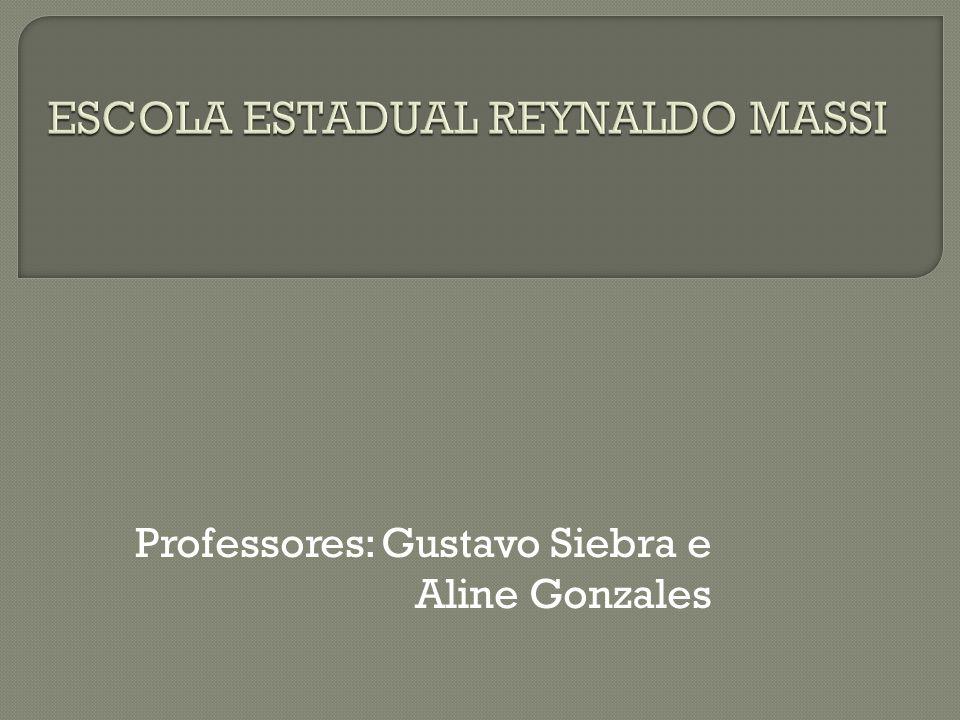 Professores: Gustavo Siebra e Aline Gonzales