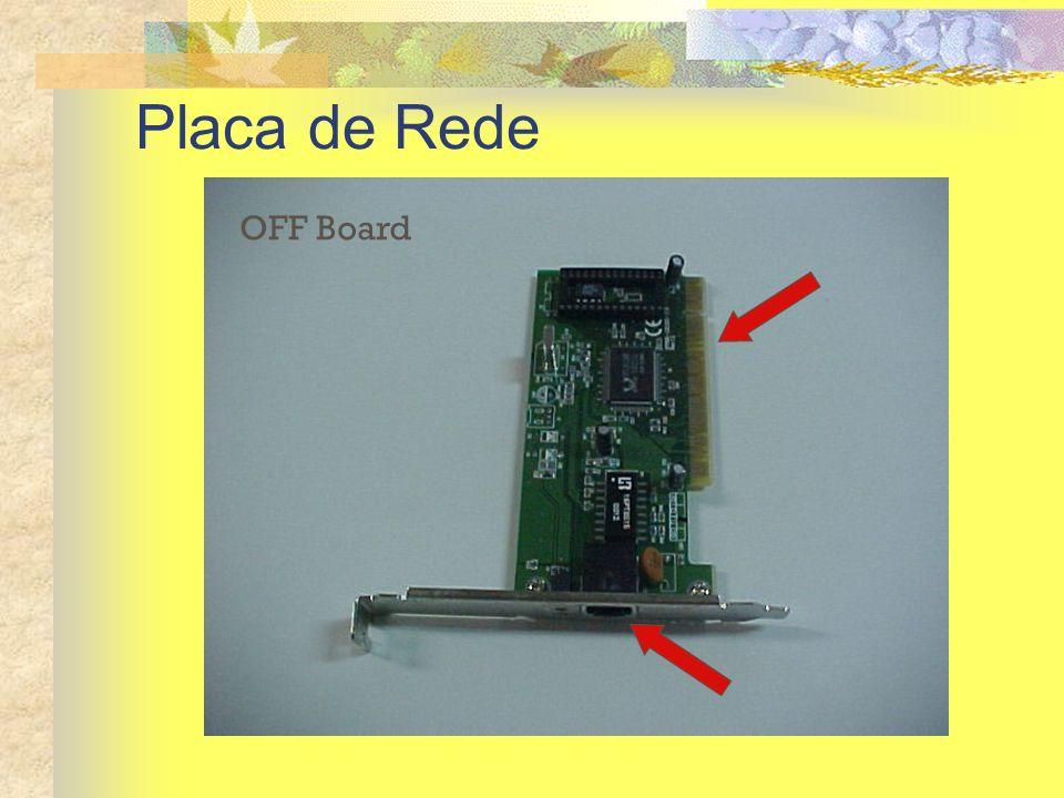 Placa de Rede OFF Board