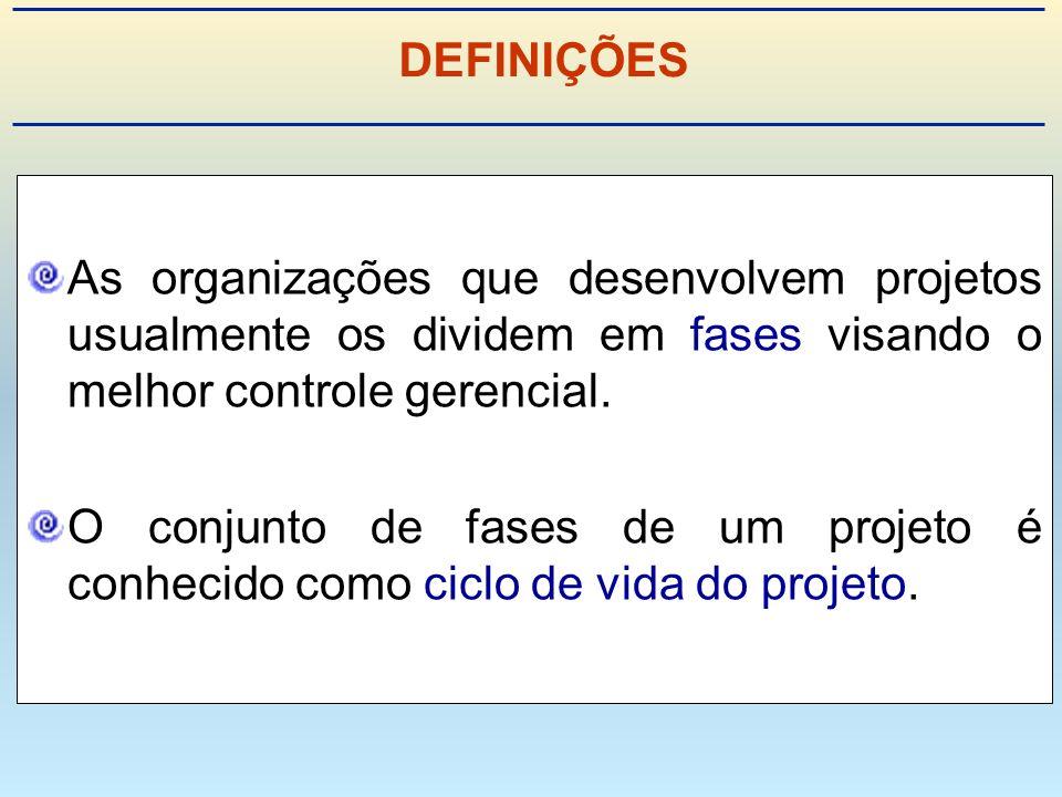 Fazer acontecer requer: O entendimento das estruturas formais e informais de todas as organizações envolvidas.