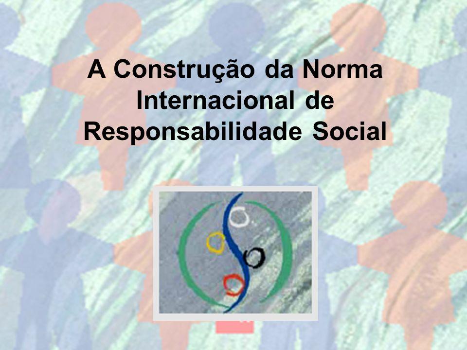 9 A Construção da Norma Internacional de Responsabilidade Social