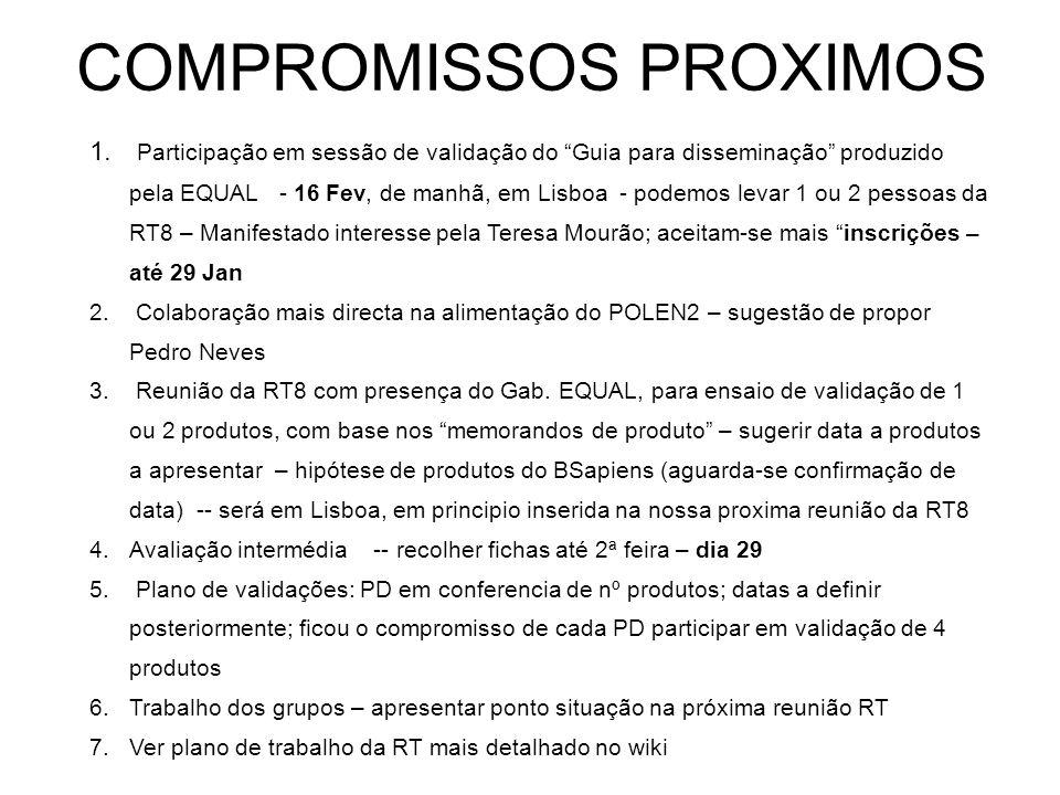 COMPROMISSOS PROXIMOS 1.