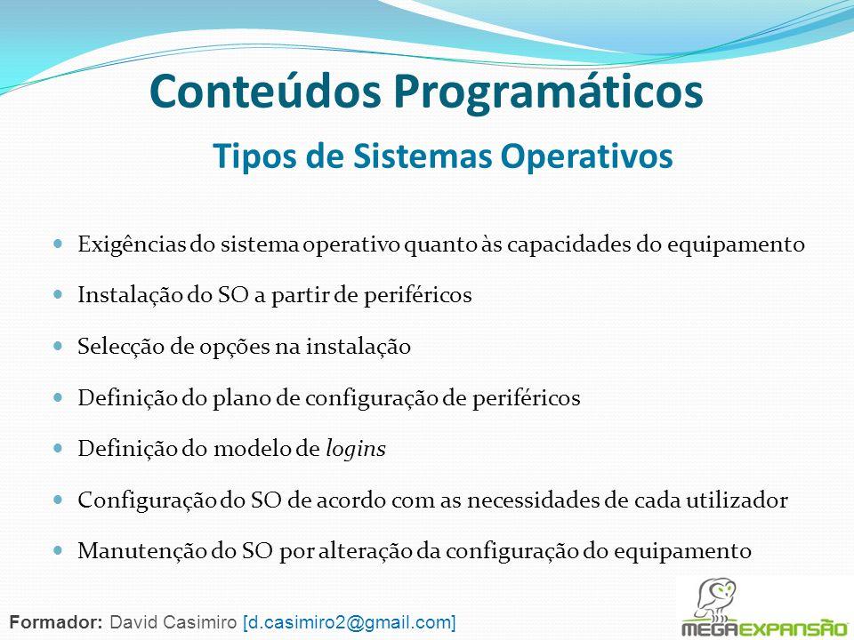 124 Formador: David Casimiro [d.casimiro2@gmail.com] Barra de Progressão de Procura & Endereço para a procura