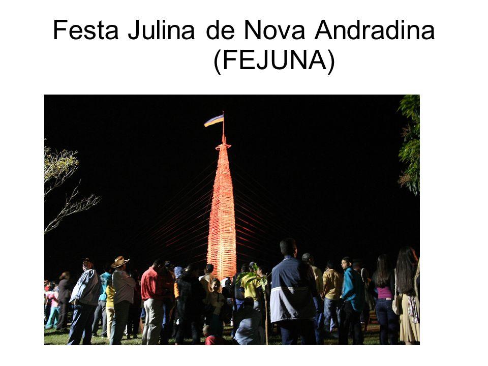 Festa Julina de Nova Andradina (FEJUNA)