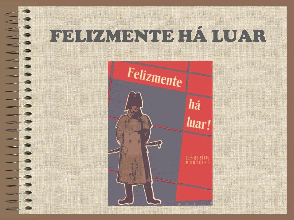 A evocação das personagens do passado é pretexto (ou a máscara imposta pela censura) para falar do presente, não porque a história se repete mas para dela tirar exemplo Luiz Francisco Rebello