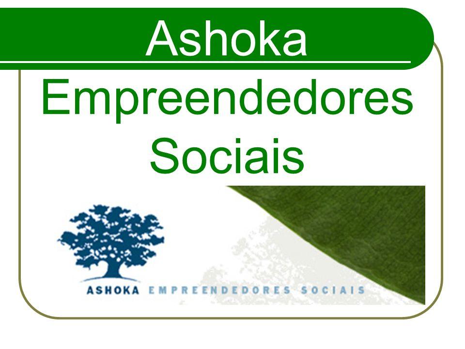 Ashoka Empreendedores Sociais