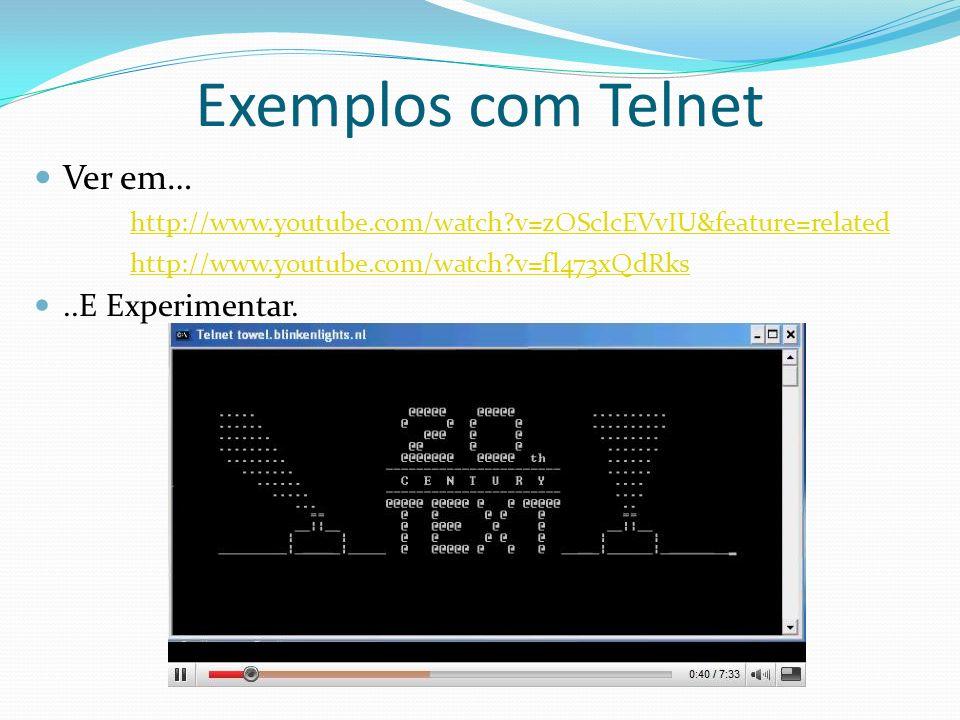 Ver em… http://www.youtube.com/watch?v=zOSclcEVvIU&feature=related http://www.youtube.com/watch?v=zOSclcEVvIU&feature=related http://www.youtube.com/w