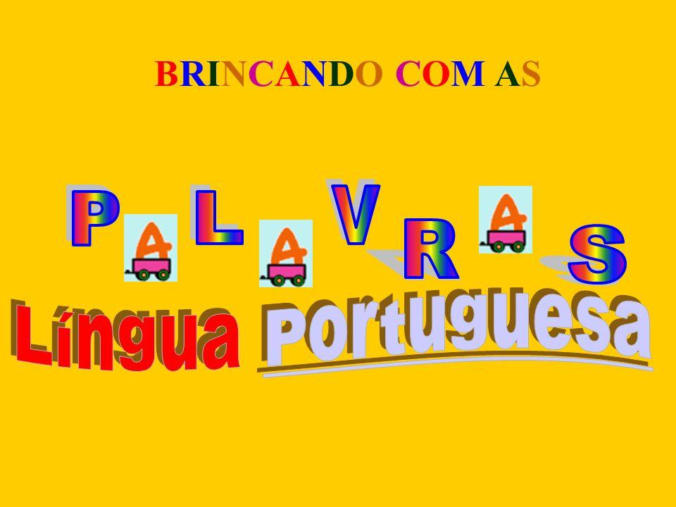 BRINCANDO COM AS