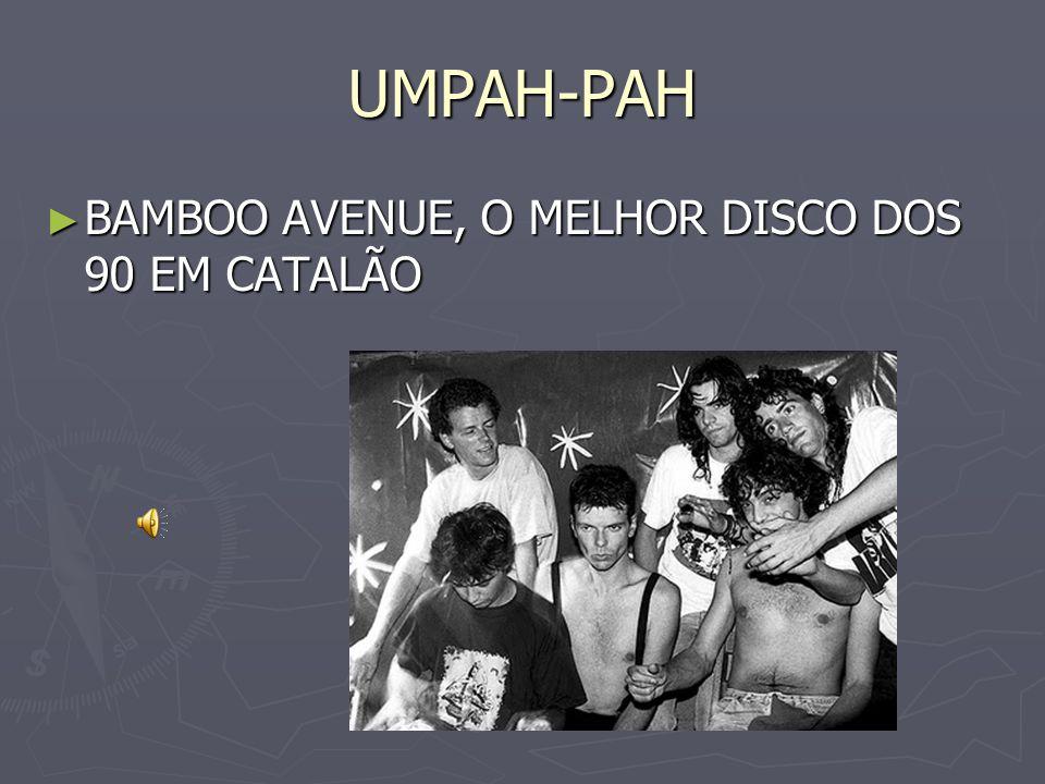 UMPAH-PAH BAMBOO AVENUE, O MELHOR DISCO DOS 90 EM CATALÃO BAMBOO AVENUE, O MELHOR DISCO DOS 90 EM CATALÃO