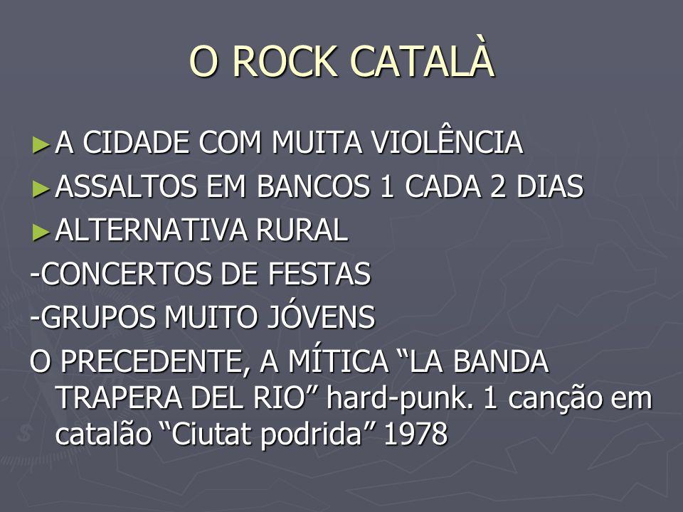 UMPAH-PAH FOI A MELHOR BANDA (MUSICALMENTE FALANDO) DE TODAS ESTAS FOI A MELHOR BANDA (MUSICALMENTE FALANDO) DE TODAS ESTAS 1989-1996, GIRONA 1989-1996, GIRONA 5 DISCOS (2 EM ESPANHOL) 5 DISCOS (2 EM ESPANHOL) REGGAE REGGAE 2 VIDEOCLIPS EM JAMAICA 2 VIDEOCLIPS EM JAMAICA LIDER ADRIÀ PUNTÍ LIDER ADRIÀ PUNTÍ