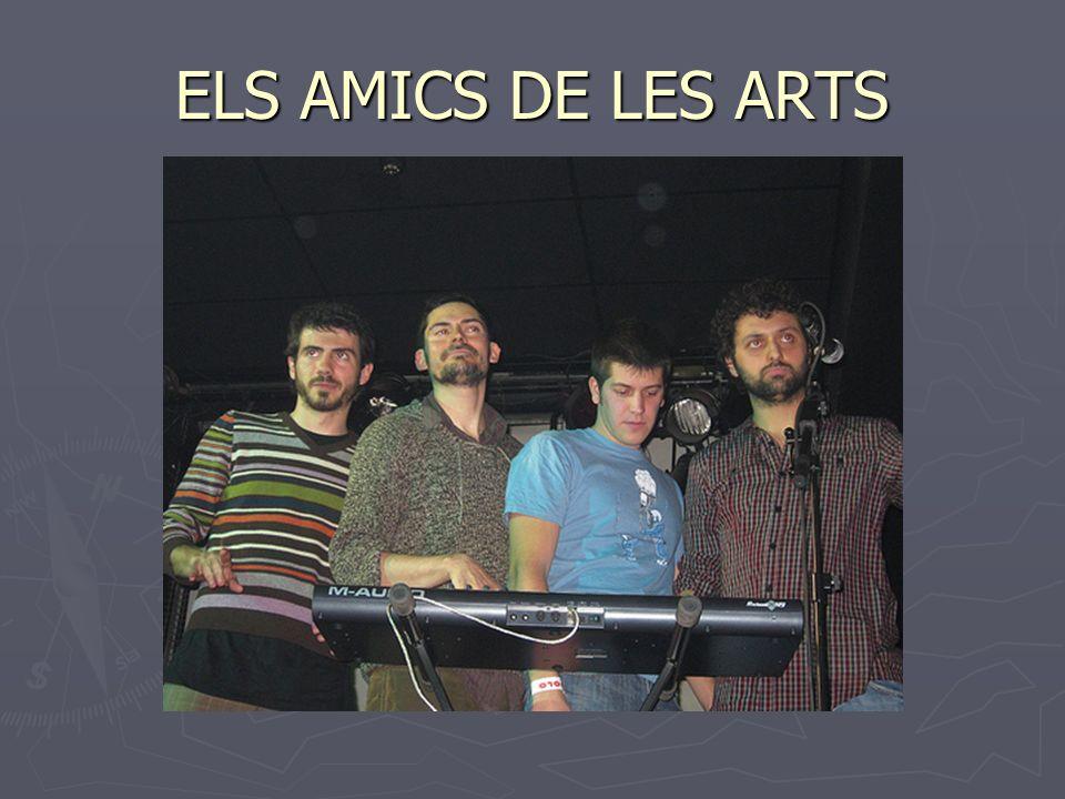 ELS AMICS DE LES ARTS
