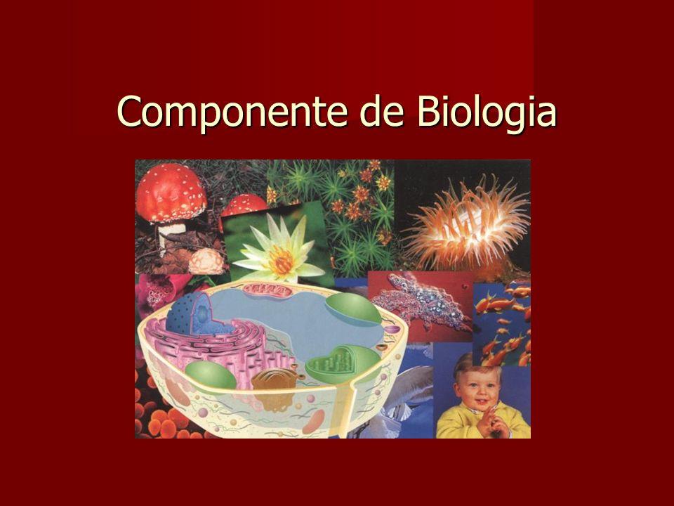 Componente de Biologia