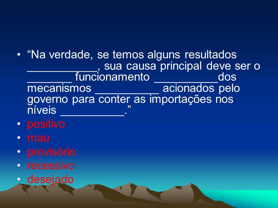 Nestes trechos retirados da Folha de São Paulo do dia 20/03/84, indique a que termos se refere cada forma adjetiva grifada: Um projeto ___________que