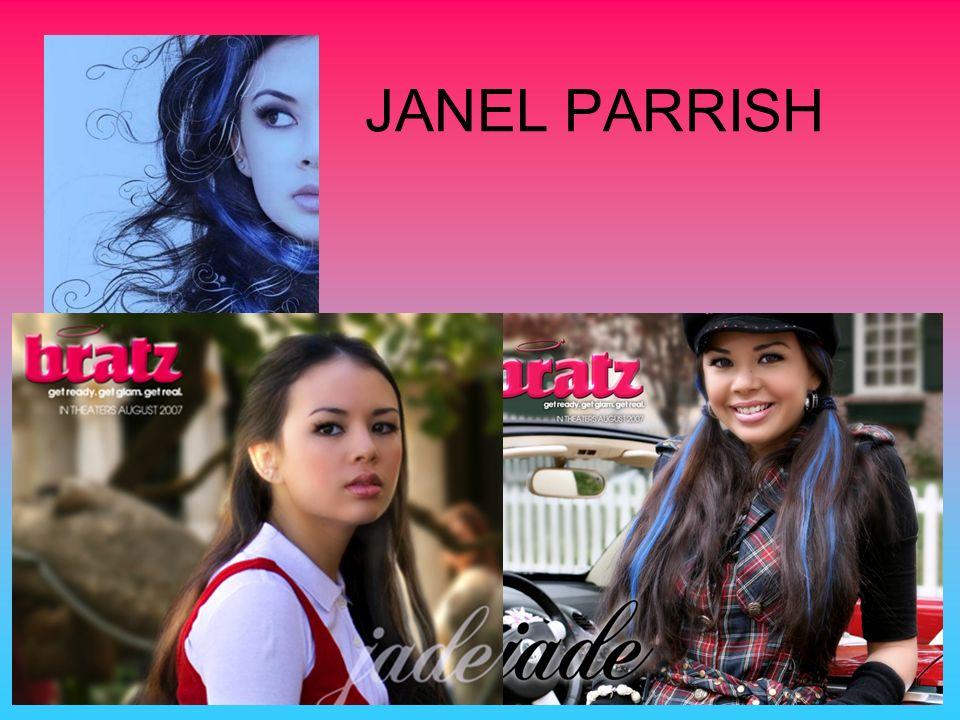 JANEL PARRISH