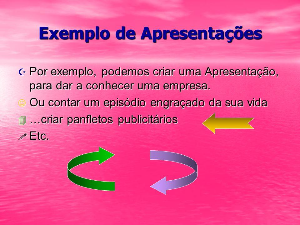 O que podemos fazer no PowerPoint O PowerPoint permite após inserir texto, alterar diversos parâmetros relacionados com o tipo de letra, tamanho, estilos assim como cores.
