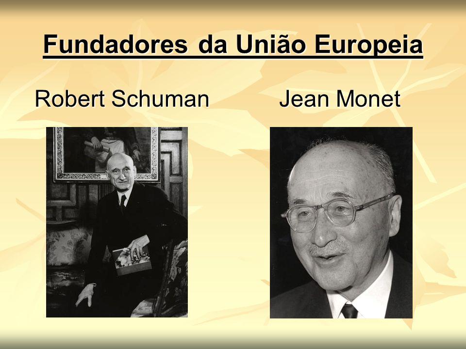 O que é a União Europeia.