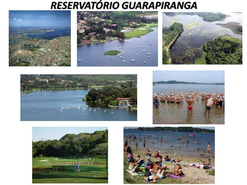 RESERVATÓRIO GUARAPIRANGA