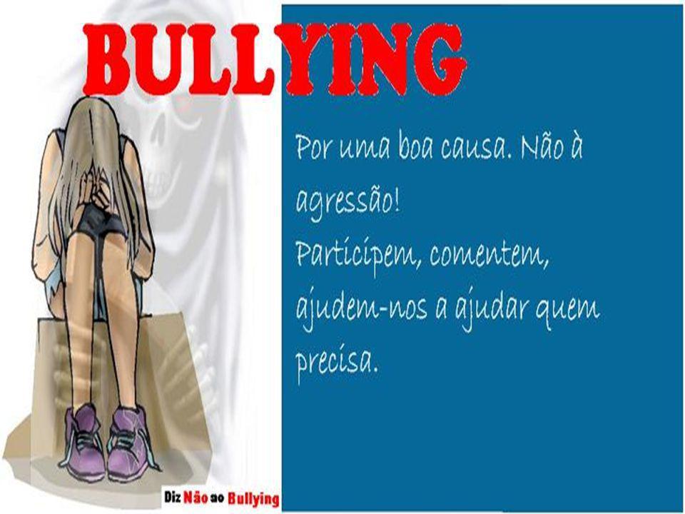 O que é cyber bullying.