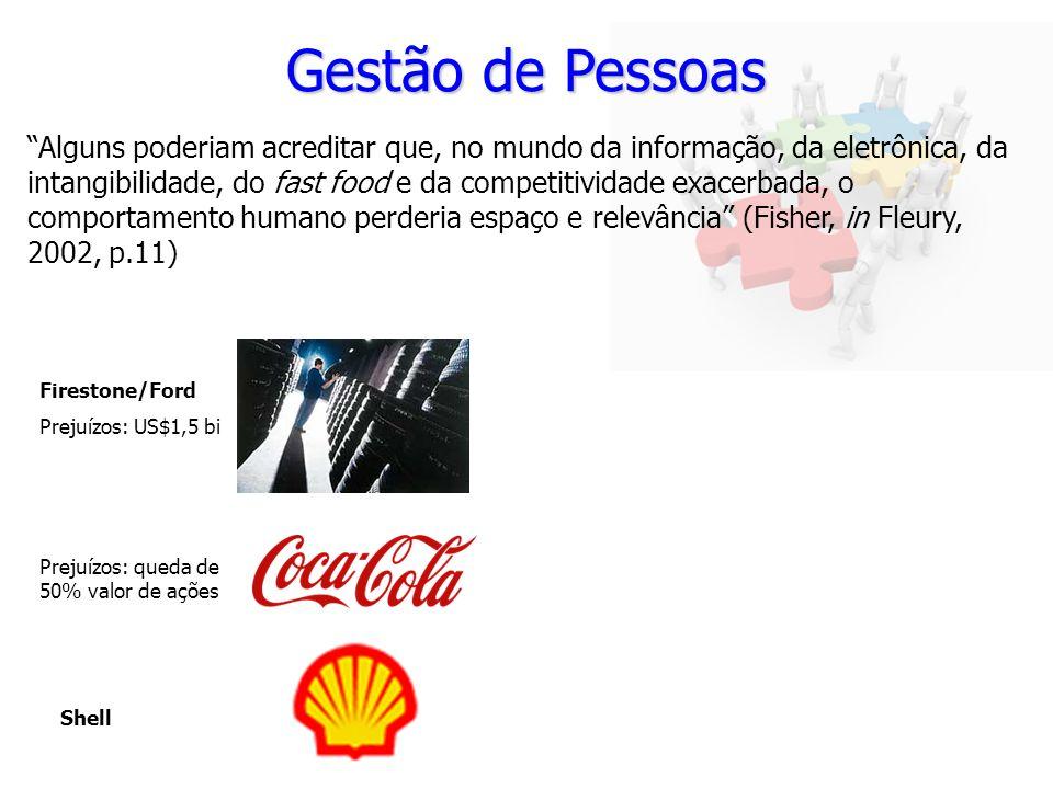 Referências FISHER, André Luiz.Um resgate conceitual e histórico dos modelos de gestão de pessoas.
