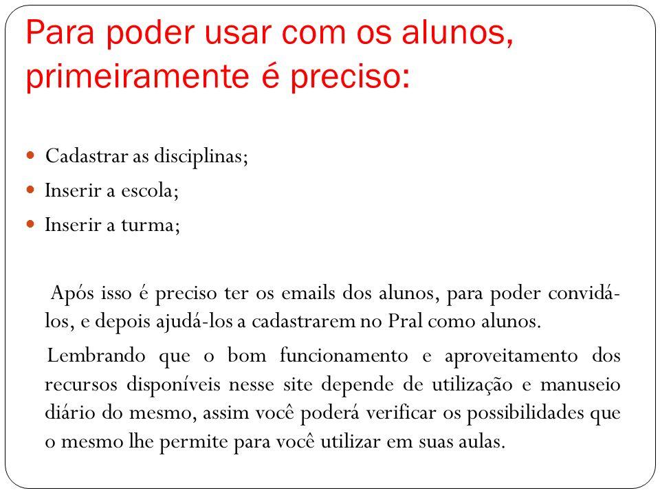 Endereço do Blog: http://escolairmanribeiro.blogspot.com/ Endereço da Wiki: http://escolairmanribeiro.wikispaces.com/ Endereço do Email: irmaribeiro_ste@hotmail.com Links de sites da escola