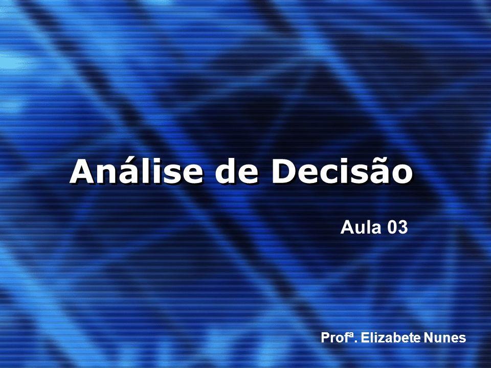 CATEGORIA DAS DECISÕES 1.