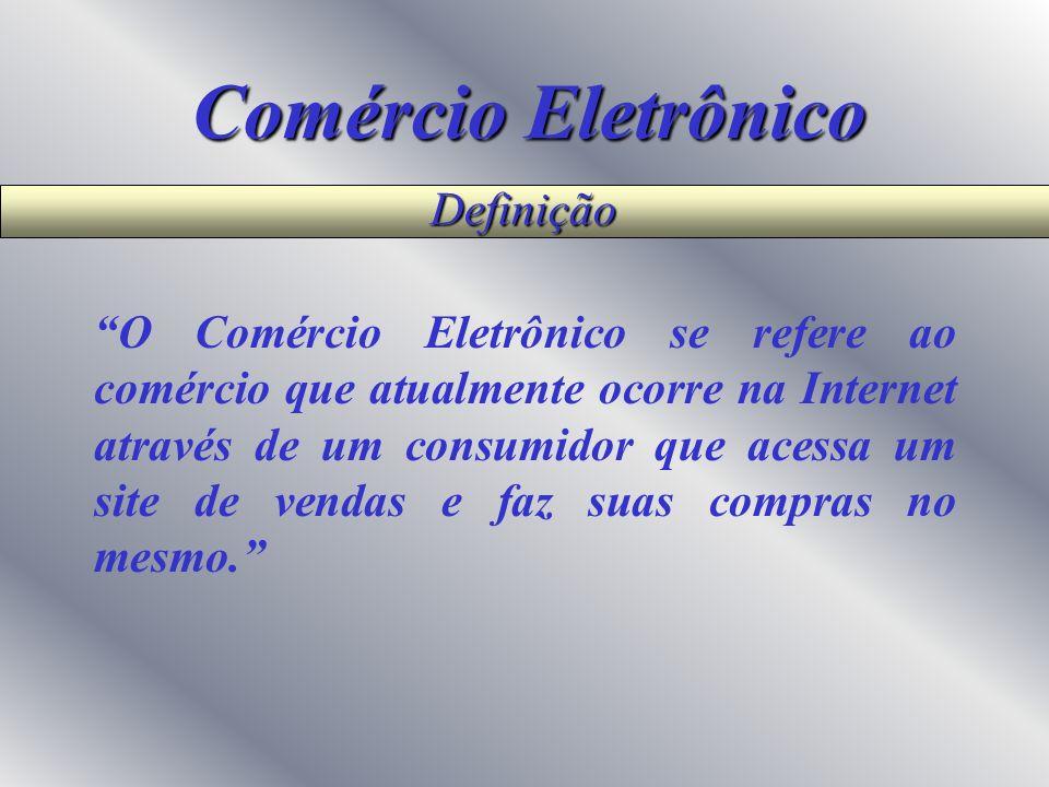Internet e o World Wide Web Conglomerado de milhares de redes eletrônicas interconectadas Meio global de comunicação Comunicação a baixo custo Acesso