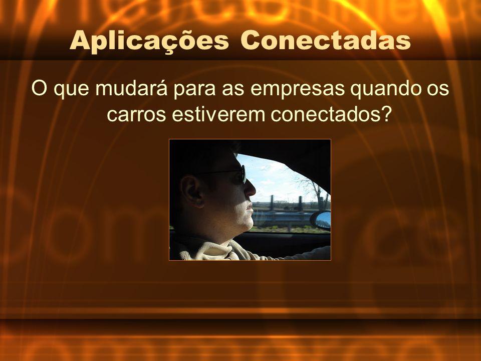 Aplicações Conectadas O que mudará para as empresas quando os carros estiverem conectados?