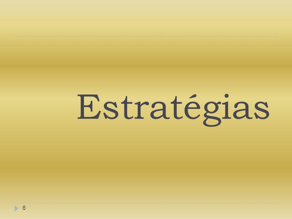 6 Estratégias