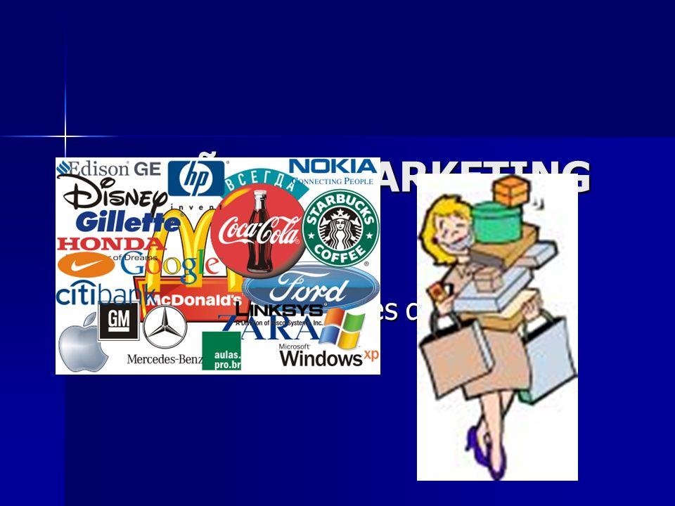 Planejamento estratégico Marketing identificar e satisfazer as necessidades dos consumidores.