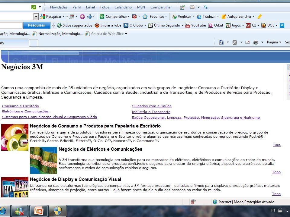 Definição da missão corporativa A MATRIZ ESTABELECE: Declaração de missão da empresa; Declaração de missão da empresa; Políticas empresariais; Polític