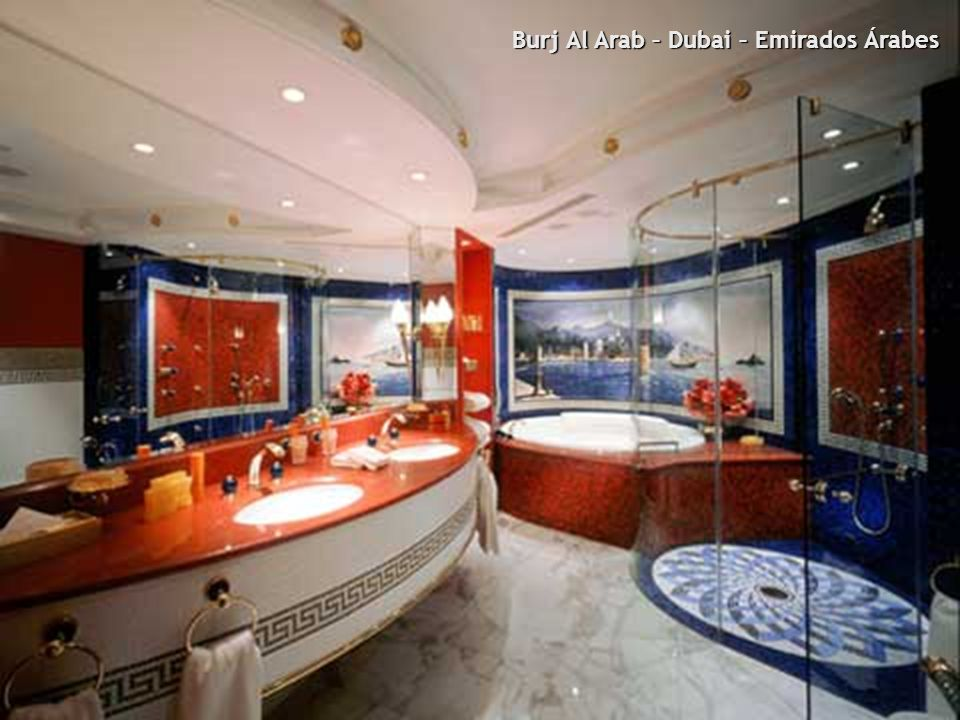 Burj Al Arab – Dubai – Emirados Árabes