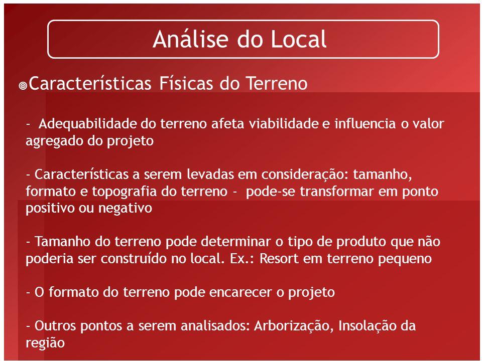 EIA/RIMA Ex.: Ilhabela Análise do Local