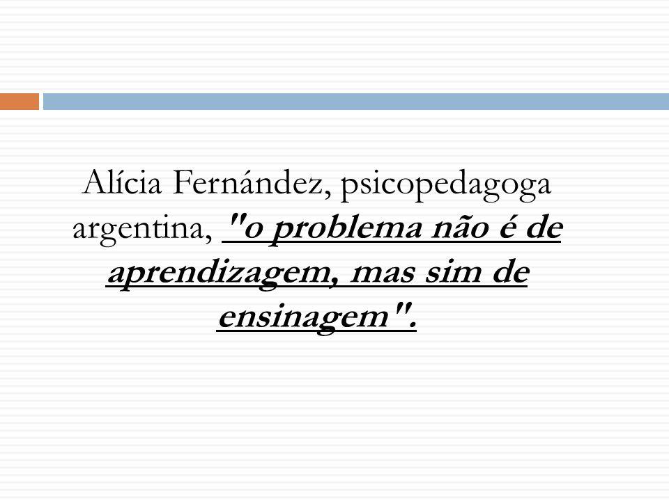 Alícia Fernández, psicopedagoga argentina,