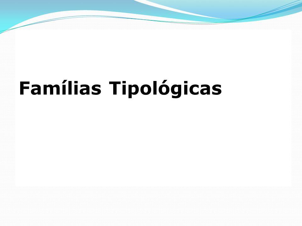 Famílias Tipológicas