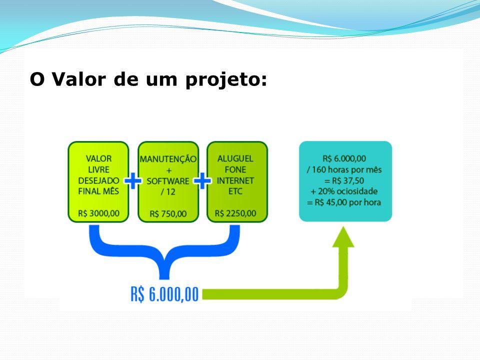 O Valor de um projeto: