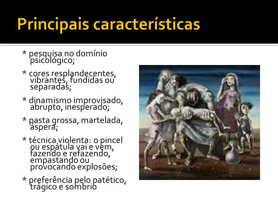 Descrença na utopia do progresso universal Solução dialética conclusiva da contradição histórica entre o clássico e o romântico.