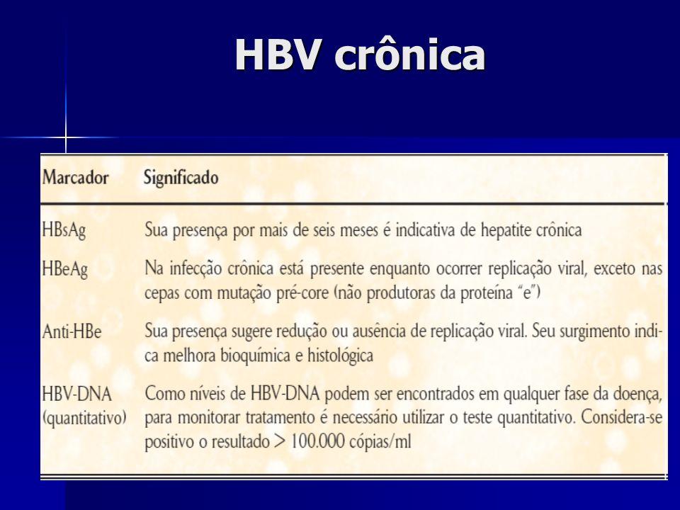HBV crônica