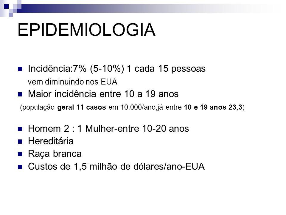 ANATOMIA O Apêndice se comunica com o Ceco Válvula de Guerlach A mucosa cecal secreta líquidos Localização habitual do apêndice: 44% descendente interna 26% subcecal 17% ascendente interna 13% retrocecal