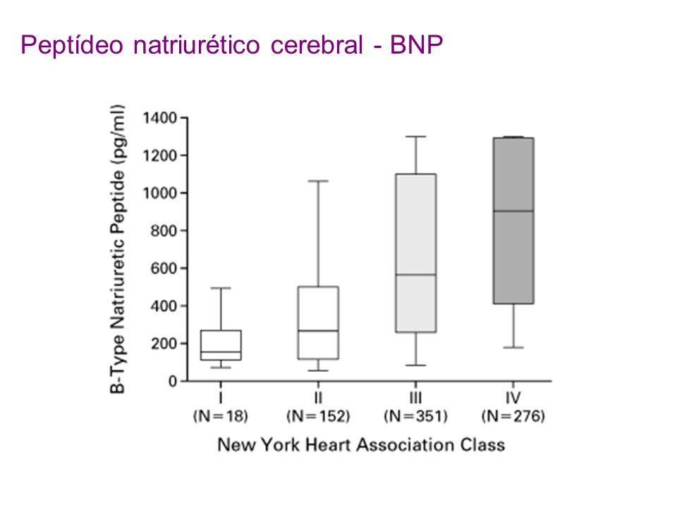 Peptídeo natriurético cerebral - BNP