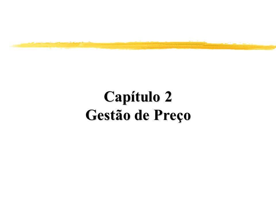 Capítulo 2 Gestão de Preço