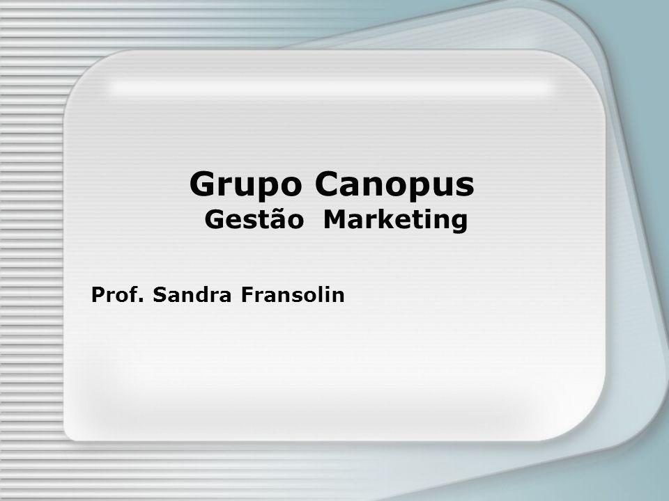 AGENDA 1.Administração de Marketing 1.1 Por que estudar Marketing.